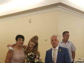 The wedding of Marina and Jasmin 1