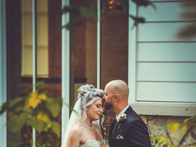 Rob and Meaghan's wedding in Ancaster, Ontario 12