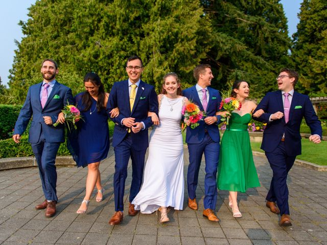 Brendan and Kelly's wedding in Vancouver, British Columbia 2
