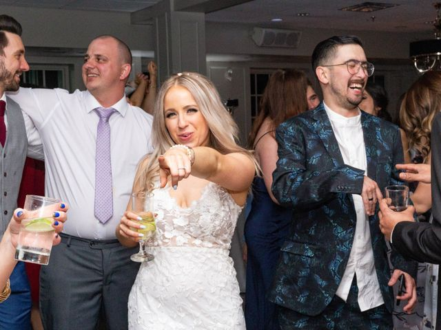 Corey and Emily's wedding in Kleinburg, Ontario 3