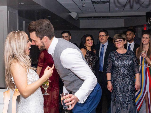 Corey and Emily's wedding in Kleinburg, Ontario 4