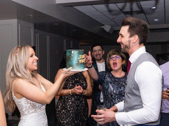 Corey and Emily's wedding in Kleinburg, Ontario 5