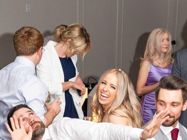 Corey and Emily's wedding in Kleinburg, Ontario 6