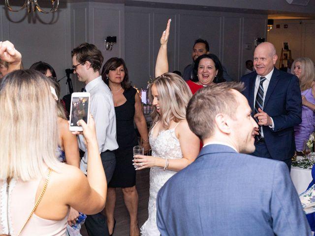 Corey and Emily's wedding in Kleinburg, Ontario 7