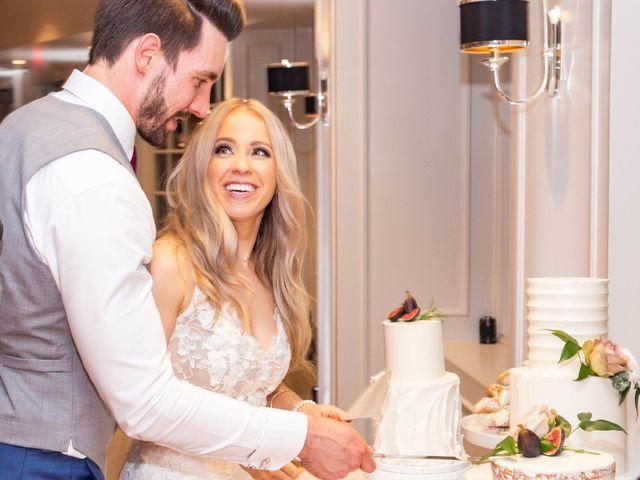 Corey and Emily's wedding in Kleinburg, Ontario 11