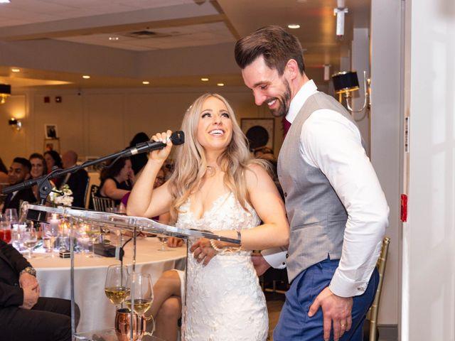 Corey and Emily's wedding in Kleinburg, Ontario 12