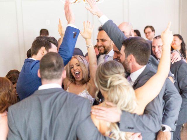 Corey and Emily's wedding in Kleinburg, Ontario 13