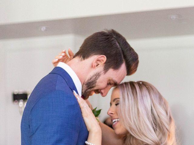 Corey and Emily's wedding in Kleinburg, Ontario 14