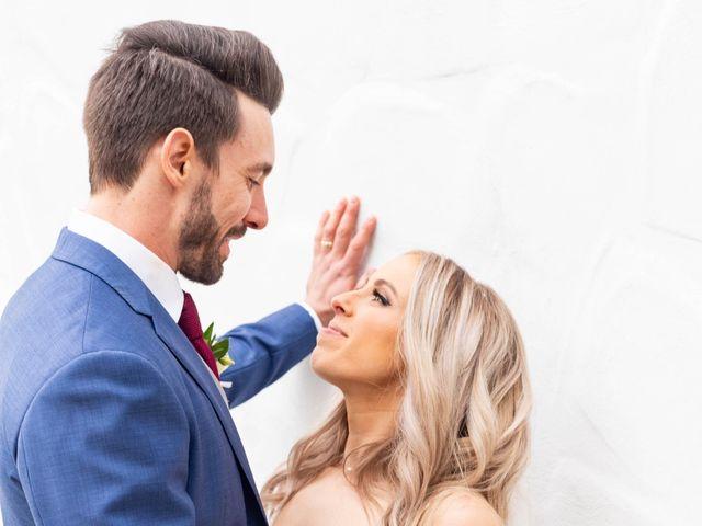 Corey and Emily's wedding in Kleinburg, Ontario 17