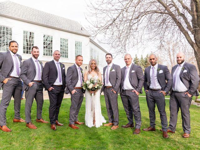 Corey and Emily's wedding in Kleinburg, Ontario 19