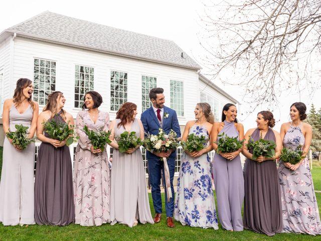 Corey and Emily's wedding in Kleinburg, Ontario 20