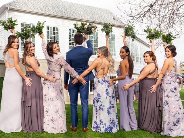 Corey and Emily's wedding in Kleinburg, Ontario 21