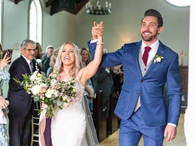 Corey and Emily's wedding in Kleinburg, Ontario 22