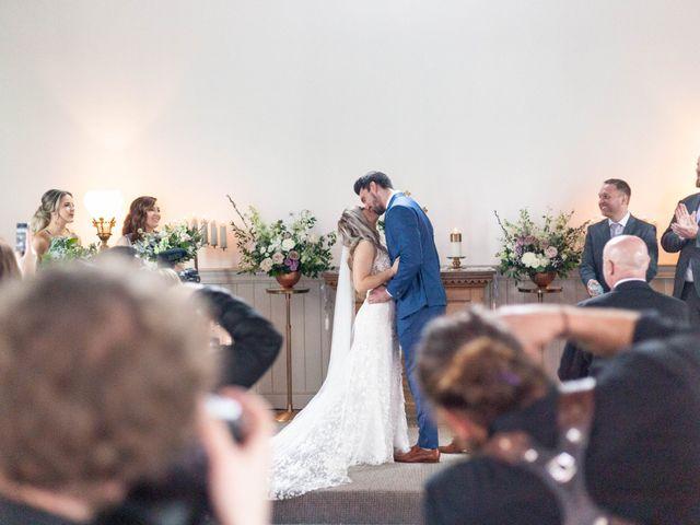 Corey and Emily's wedding in Kleinburg, Ontario 23