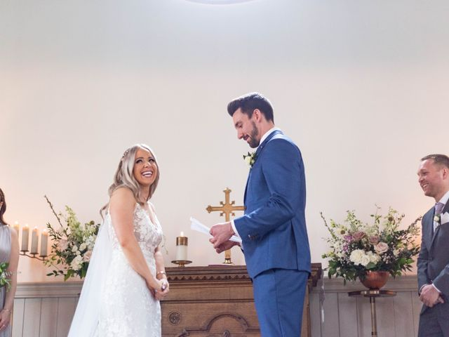 Corey and Emily's wedding in Kleinburg, Ontario 24
