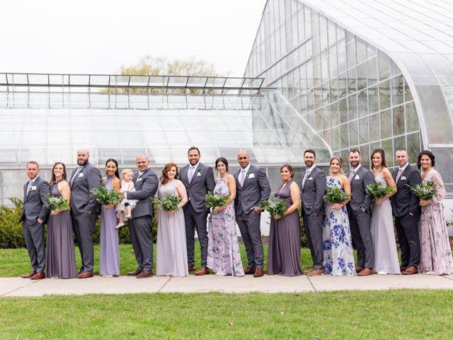 Corey and Emily's wedding in Kleinburg, Ontario 35