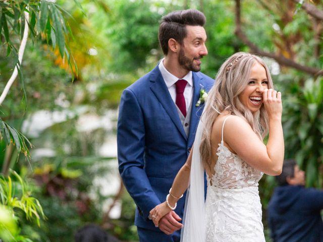 Corey and Emily's wedding in Kleinburg, Ontario 39