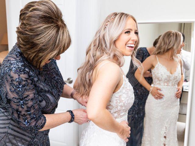 Corey and Emily's wedding in Kleinburg, Ontario 43