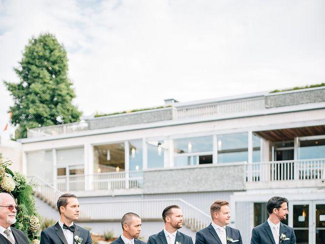 Josh and Risa's wedding in Vancouver, British Columbia 76