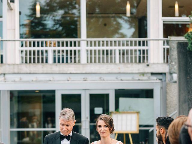 Josh and Risa's wedding in Vancouver, British Columbia 77