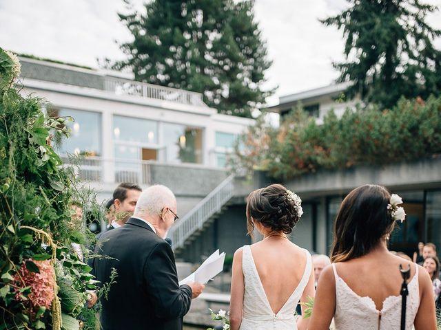Josh and Risa's wedding in Vancouver, British Columbia 84