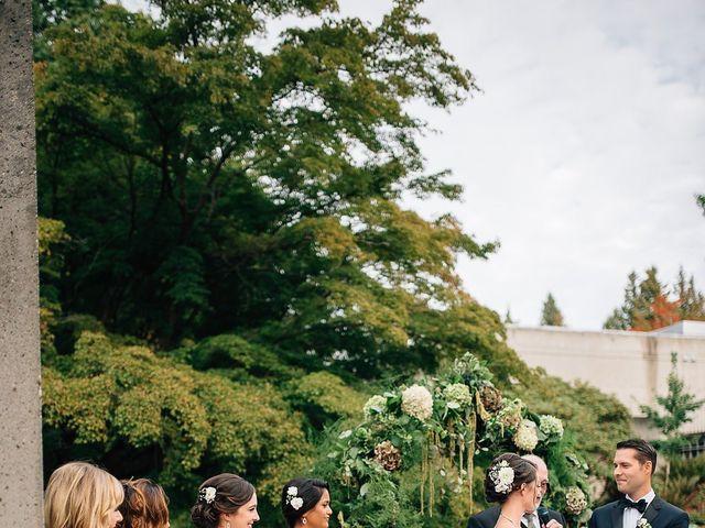 Josh and Risa's wedding in Vancouver, British Columbia 86