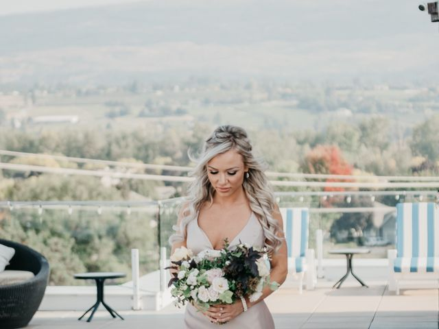 Ted and Megan's wedding in Kelowna, British Columbia 25
