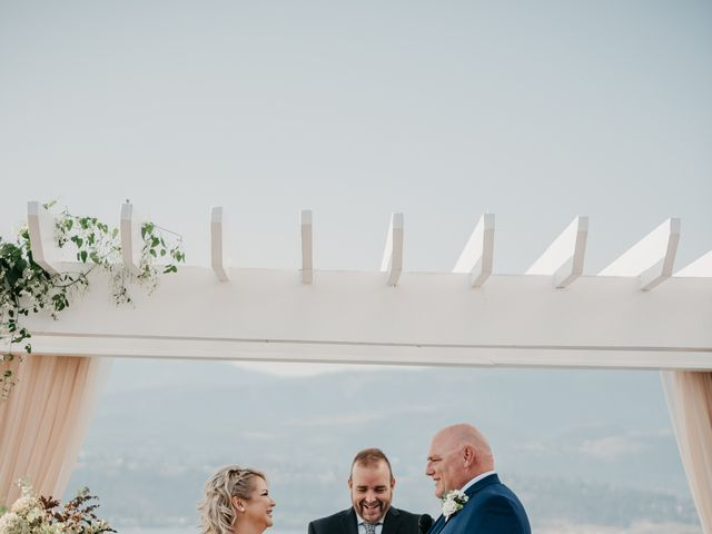 Ted and Megan's wedding in Kelowna, British Columbia 35