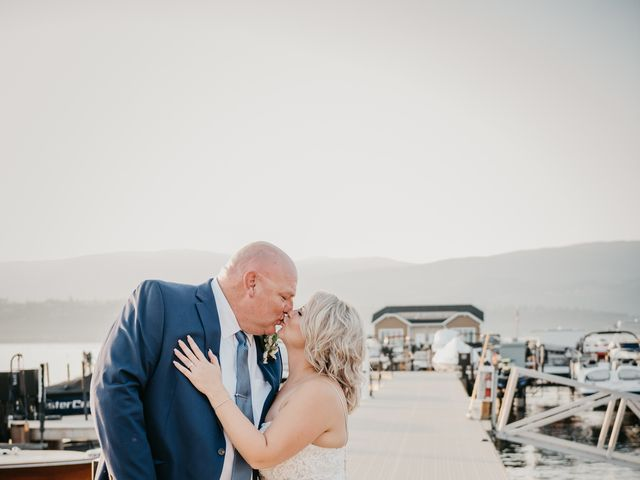 Ted and Megan's wedding in Kelowna, British Columbia 50