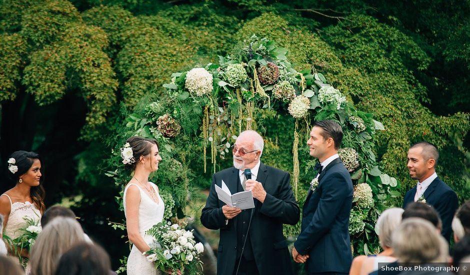 Josh and Risa's wedding in Vancouver, British Columbia