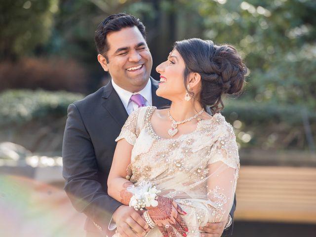The wedding of Karima and Nizar