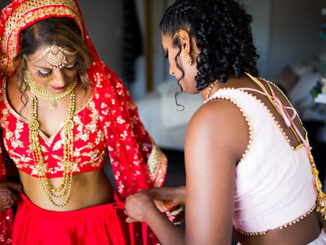Azul and Ashley's wedding in Toronto, Ontario 3