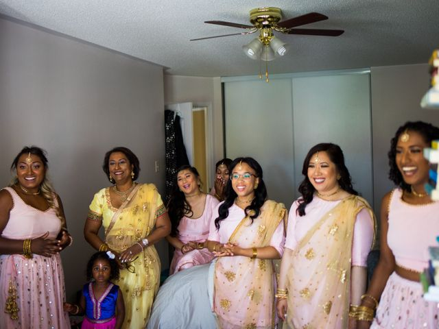 Azul and Ashley's wedding in Toronto, Ontario 4