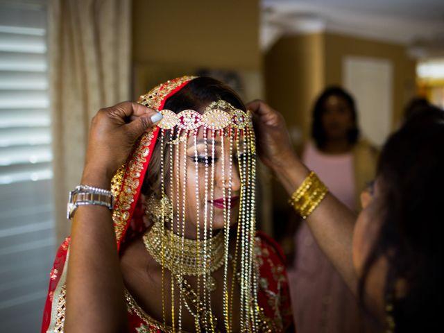 Azul and Ashley's wedding in Toronto, Ontario 9