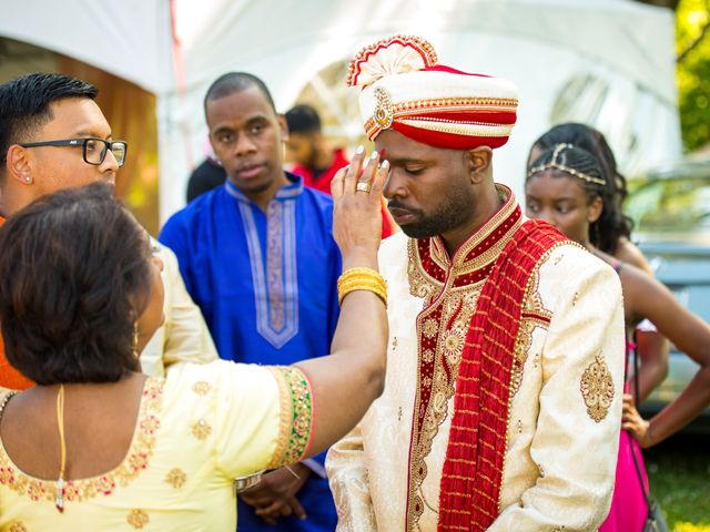 Azul and Ashley's wedding in Toronto, Ontario 23