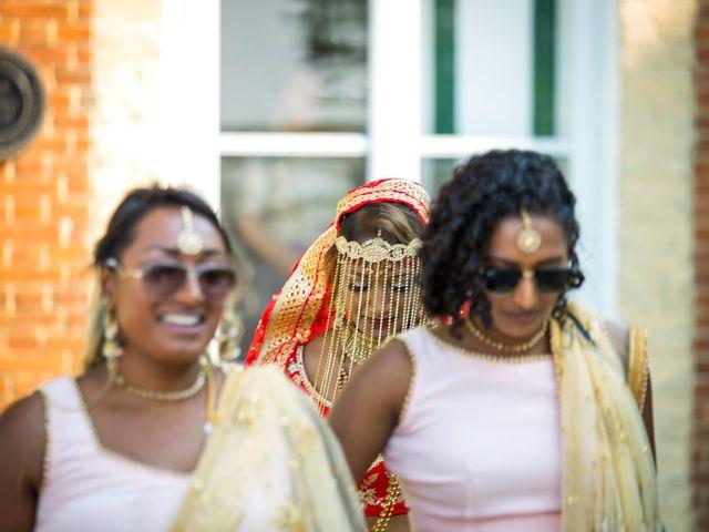 Azul and Ashley's wedding in Toronto, Ontario 24