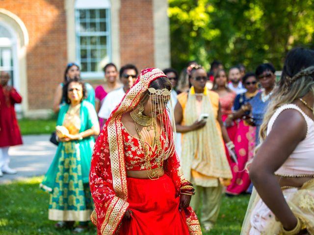 Azul and Ashley's wedding in Toronto, Ontario 25