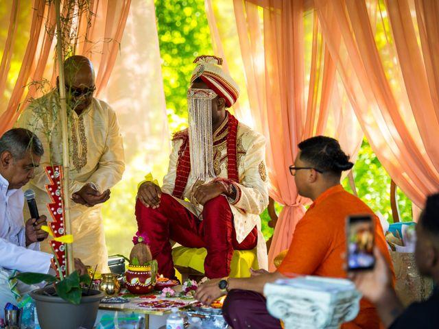 Azul and Ashley's wedding in Toronto, Ontario 30