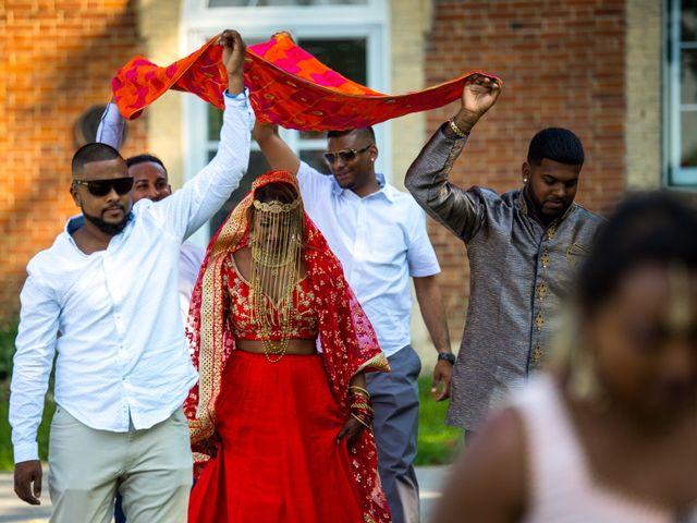 Azul and Ashley's wedding in Toronto, Ontario 32