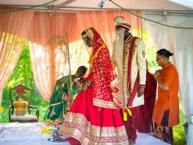 Azul and Ashley's wedding in Toronto, Ontario 37