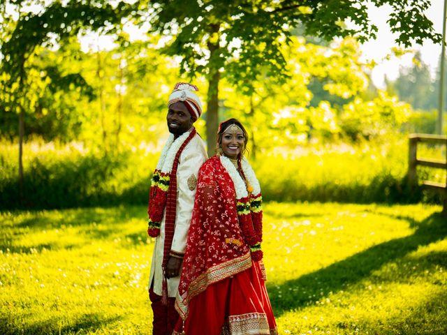 Azul and Ashley's wedding in Toronto, Ontario 44