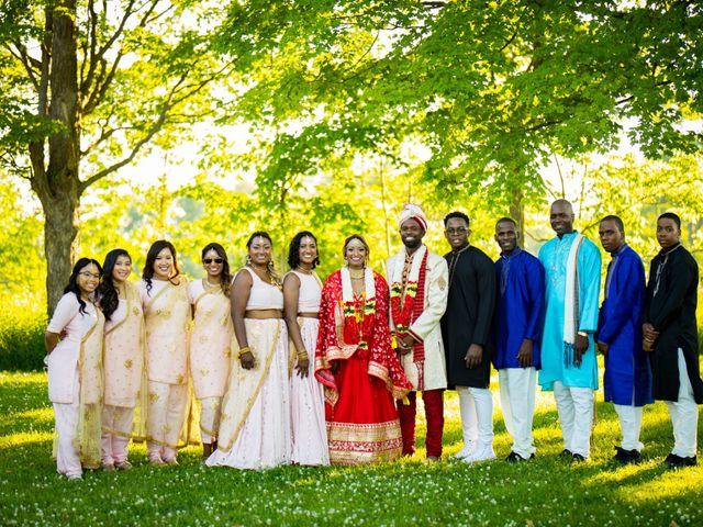 Azul and Ashley's wedding in Toronto, Ontario 46