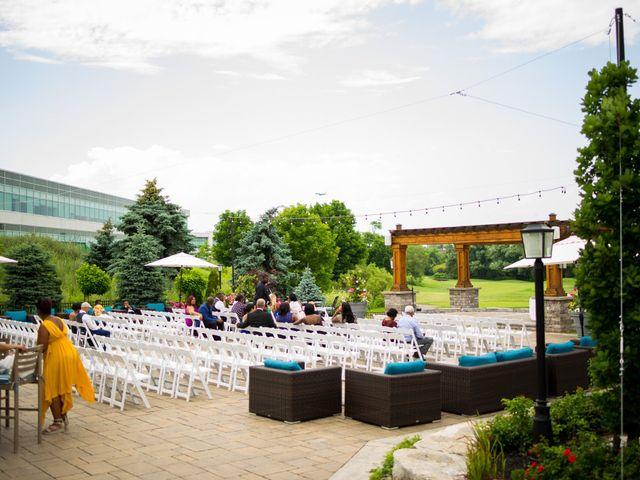 Azul and Ashley's wedding in Toronto, Ontario 79