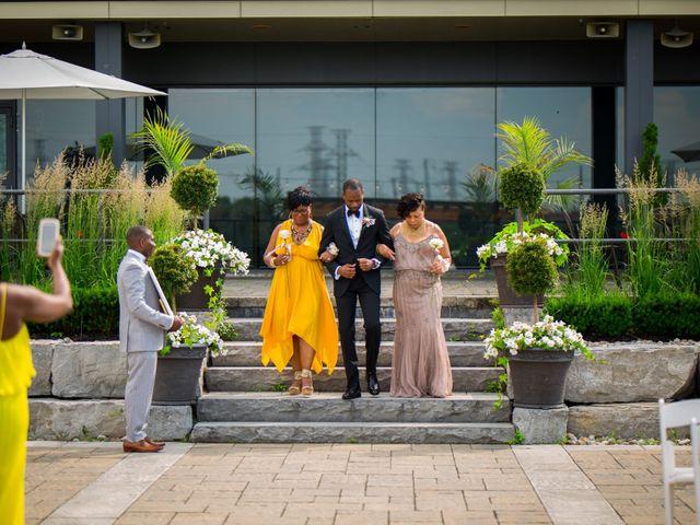 Azul and Ashley's wedding in Toronto, Ontario 85