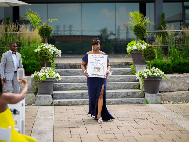Azul and Ashley's wedding in Toronto, Ontario 87
