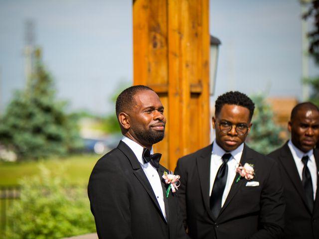Azul and Ashley's wedding in Toronto, Ontario 91