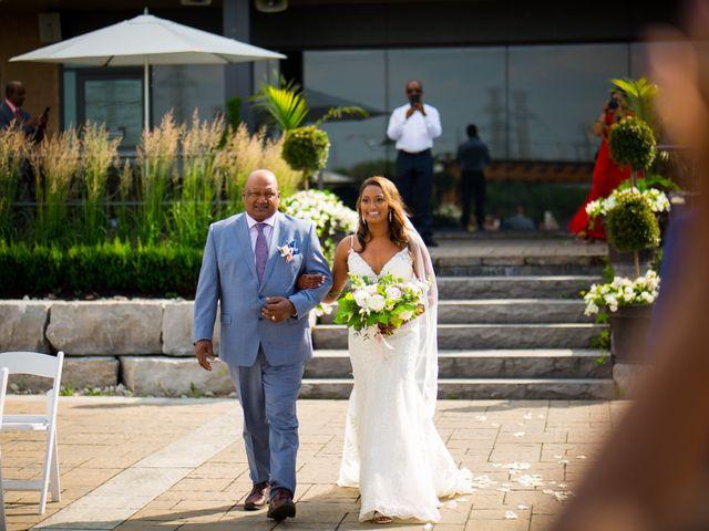 Azul and Ashley's wedding in Toronto, Ontario 93