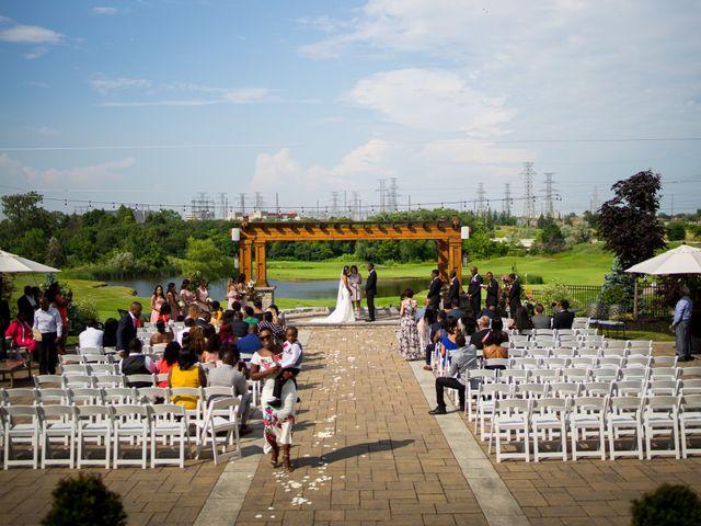 Azul and Ashley's wedding in Toronto, Ontario 94