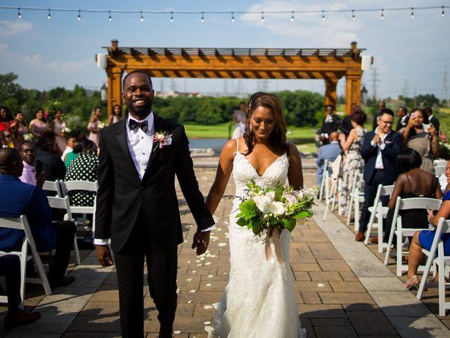 Azul and Ashley's wedding in Toronto, Ontario 95