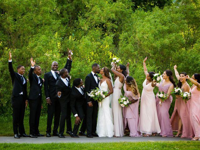 Azul and Ashley's wedding in Toronto, Ontario 100